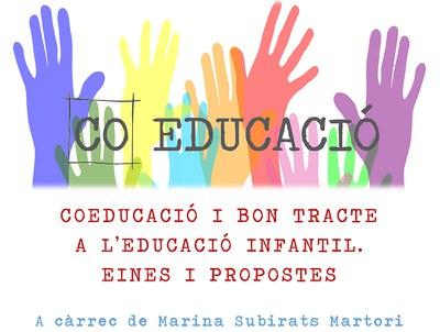 Imatge del event Coeducació i bon tracte a l'Educació Infantil. Eines i propostes.