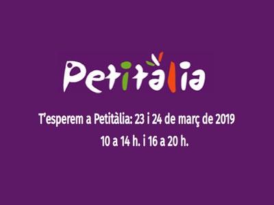 Les Escoles Bressol Municipals de Lleida també serem a Petitàlia