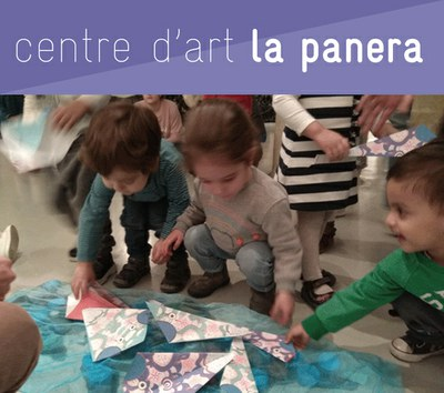 """Imatge de la notícia El projecte """"Els més petits visiten la panera! arriba a la seva 15a. edició amb la participació de les EBM de Lleida"""