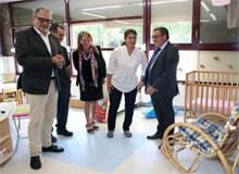 Imatge de la notícia L'Escola Bressol Municipal de Magraners estrenarà servei de cuina i menjador.