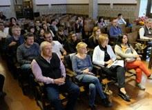 Imatge de la notícia Les EBM han participat al 1r. CONGRÉS INTERNACIONAL IEI VALORS EN UNA SOCIETAT CANVIANT: EDUCAR EN XARXA