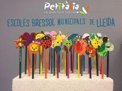 Les Escoles Bressol Municipals de Lleida a Petitàlia