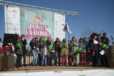 """Imatge de la notícia Les Escoles Bressol Municipals participen a la festa d'AFANOC """"Posa't la gorra"""""""