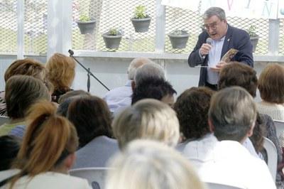 Imatge de la notícia Les famílies, part integral del procés educatiu a les escoles bressol municipals de Lleida