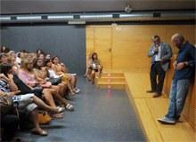 Imatge de la notícia Trobada d'inici de curs de les EBM amb conferència a càrrec de Gino Ferni.