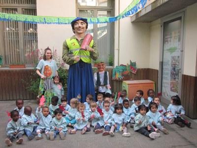 Celebrem la Festa Major a l'escola bressol