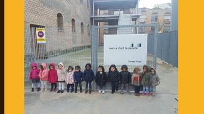 Visitem el Centre d'art la Panera