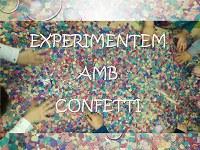 Experimentem amb confetti