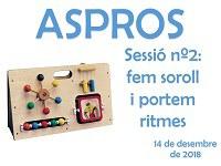 ASPROS - 2ª Sessió