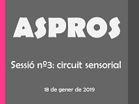 ASPROS -  4a Sessió