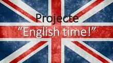 """Projecte """"English time Albarés!"""""""