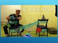 """Projecte de música, contes i llums: """"El peix irisat"""""""