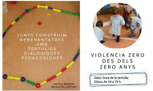 Els dijous: Junts construïm aprenentatges amb Tertúlies Dialògiques Pedagògiques
