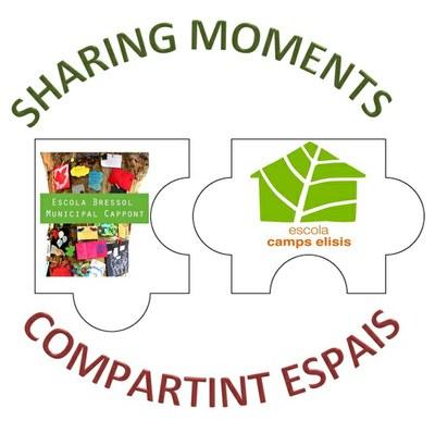 Projecte Sharing moments-Ens visita P3 de l'Escola Camps Elisis