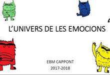 Imatge de la notícia Projecte univers de les emocions