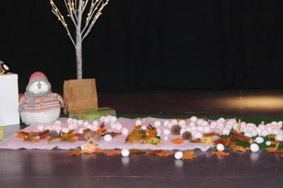 Sessió de música sensorial al Teatre de l'Escorxador