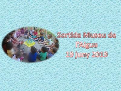 Imatge del event Visita Museu de l'Aigua