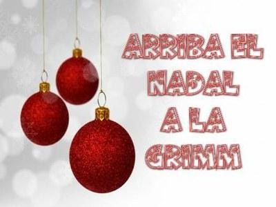 Arriba Nadal a la Grimm