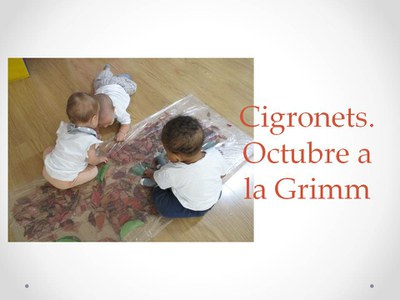 Cigronets octubre 2019
