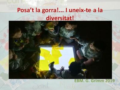 Posa't la Gorra!... i uneix-te a la diversitat!