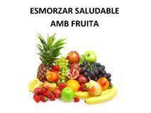 """Projecte: """"Esmorzar saludable amb fruita"""""""
