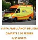 Visita ambulància