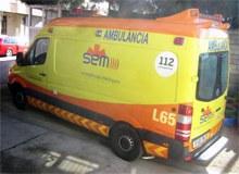 Ens visita una ambulància!