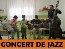Projecte: Les famílies participen: Concert de jazz