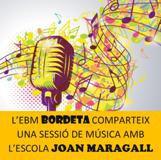 Sessió de música compartida amb l'escola Joan Maragall