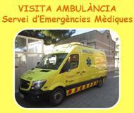 Visita ambulància!