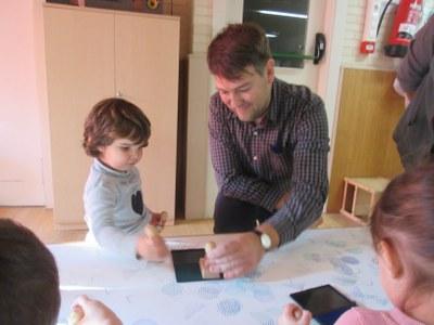 Ens visita l'artista Ignacio Uriarte