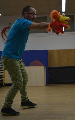 Sessió de llum, color i joc amb el Manel Fernández