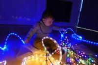 Juguem amb les llums de Nadal