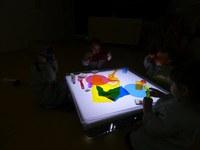 Imatge de la notícia Sessió de llums, música i color amb el Jero