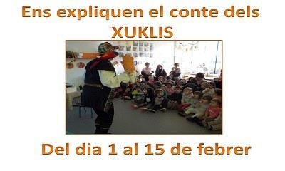 El conte dels Xuklis