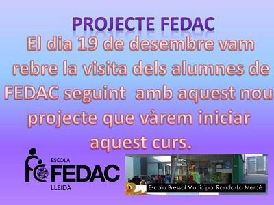 Projecte FEDAC Nadal