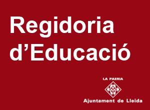 Regidoria d'Educació i Infància