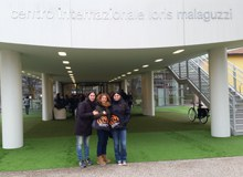 """Projectar i construir contextos educatius en l'escola infantil i primària"" programa Erasmus+ ""Espacios con vida"""