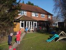 """Imatge de la notícia Mobilitat a Londres. Observació de bones pràctiques o """"Job shadowing"""" a l'escola High House Nursery (Stansted)."""