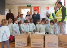 Projecte solidari de les Escoles Bressol Municipals amb el Banc d'Aliments